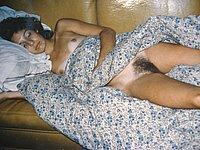 �ltere Nacktfotos von Holgers Ehefrau